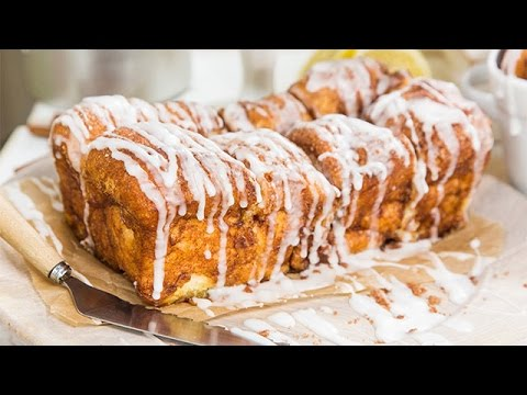 Recipe Dollywood S Cinnamon Bread Hallmark Channel Youtube
