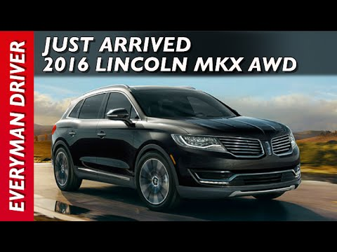 Wow Just Arrived 2016 Lincoln Mkx Awd On Everyman Driver