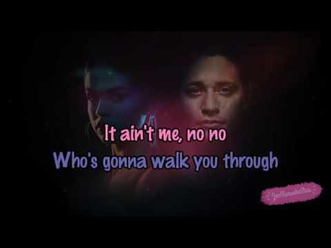 Kygo & Selena Gomez - It Ain't Me [Karaoke/Instrumental]