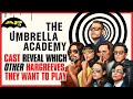 'The Umbrella Academy' Cast Reveal Which OTHER Hargreeves Sibling They Would Want To Play