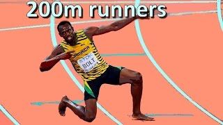 Top 10 best 200m runners of all time (men)