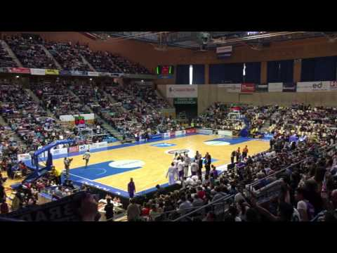 El miudiño más espectacular. Obradoiro-Madrid J25 18-03-17