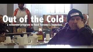 OUT OF THE COLD: Volunteer outreach to feed the homeless