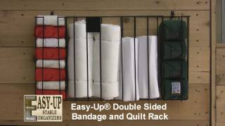 Easy-up® Double Bandage & Quilt Rack From Schneiders