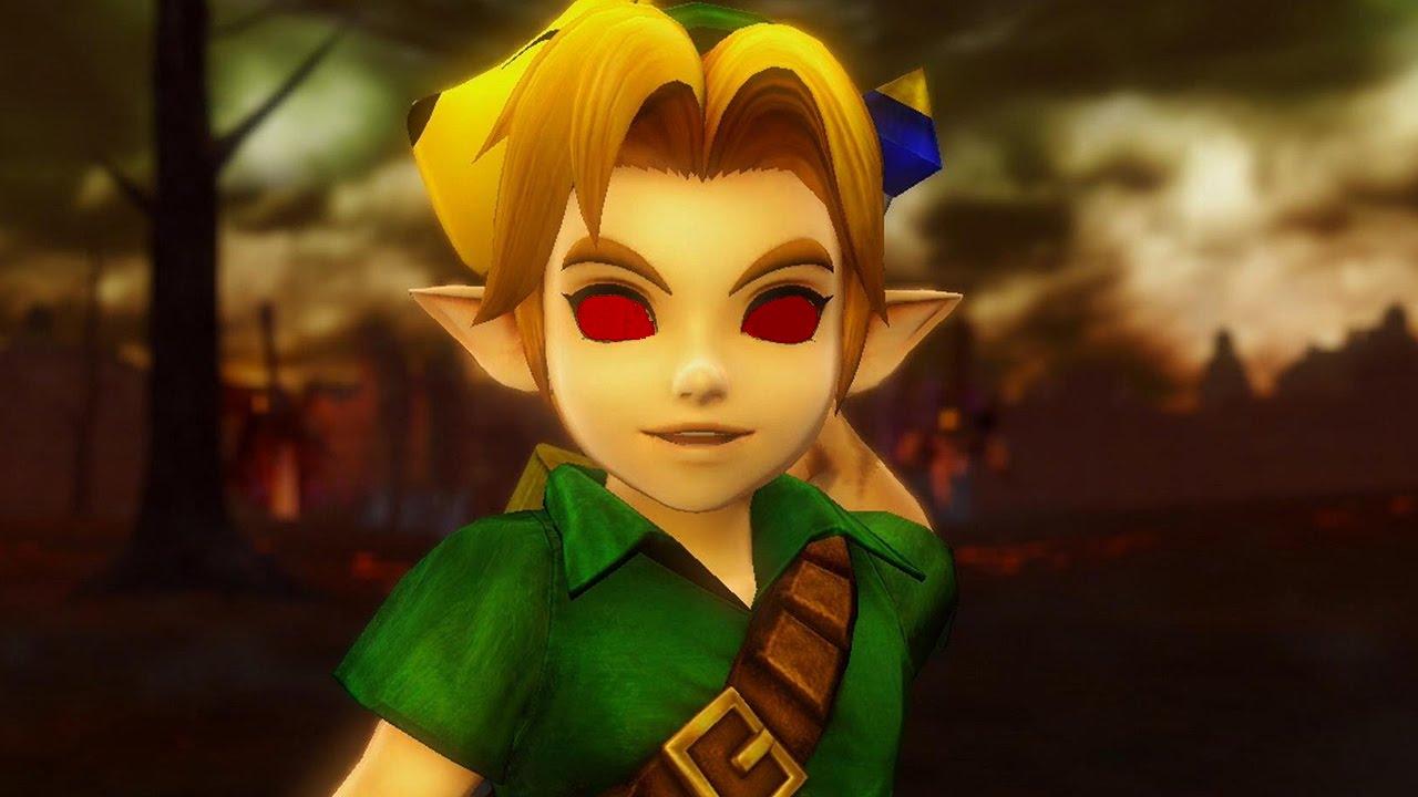 Link est mort dans zelda majora 39 s mask youtube - Link dans zelda ...