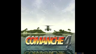 Comanche 4 gameplay (PC Game, 2001)