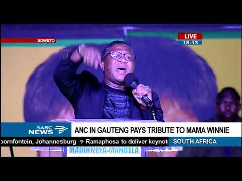 Fikile Mbalula slams Mama Winnie and Magashule's critics
