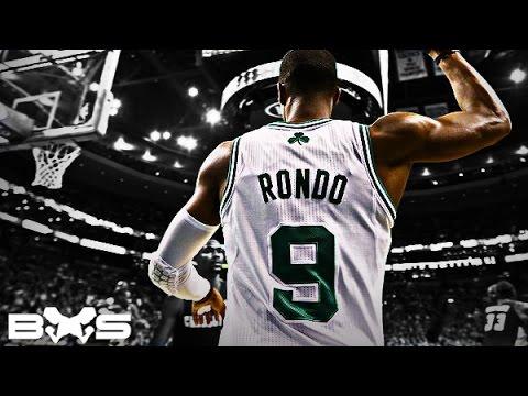 [BHS] Rajon Rondo - Farewell Boston
