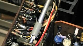 sansui au 717 repair and restoration
