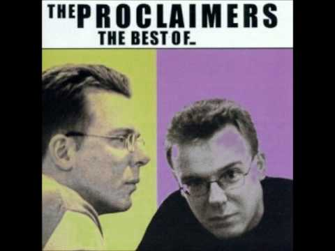THE PROCLAIMERS LETTER FROM AMERICA