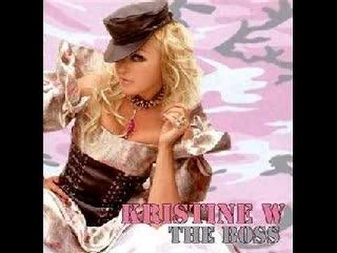 Kristine W - ♥THE BOSS♥ (love in the club EXCLUSIVE)
