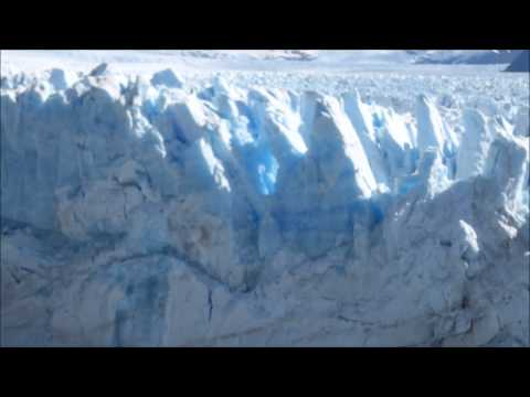 Advancing Glacier PERITO MORENO, Los Glaciares National Park, Argentina