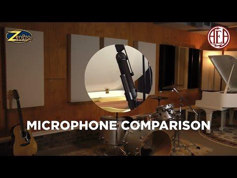 AEA N8 and R88 Ribbon Microphones @ ZenProAudio.com