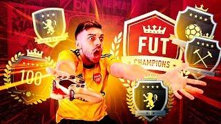 PRIMER RESUMEN de FUT CHAMPIONS en FIFA 20 ¿ELITE?