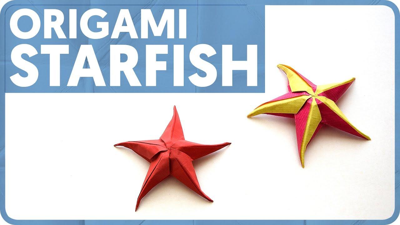 diagram origami starfish sanja srbljinovic cucek youtube