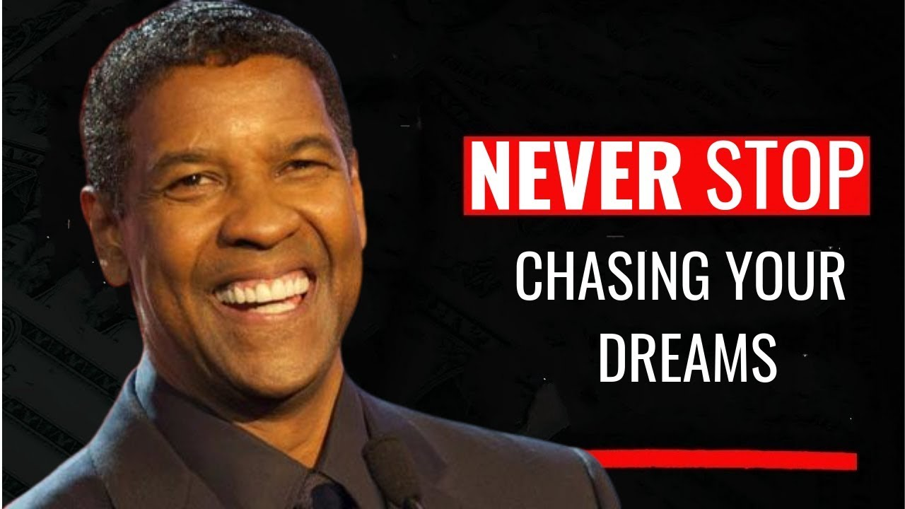 Denzel Washington Speech (2019) - Best Motivational Speech