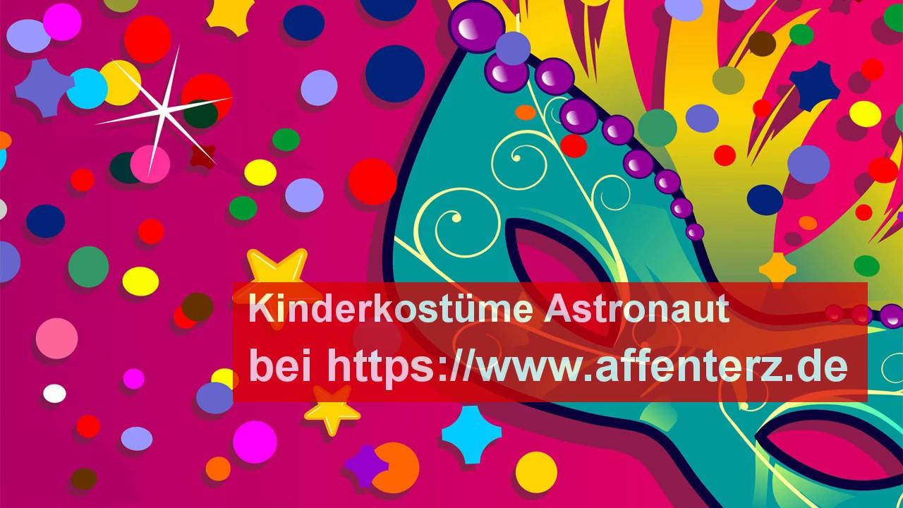 Kinderkostume Astronaut Fasching Geht Es Hoch Hinaus Youtube