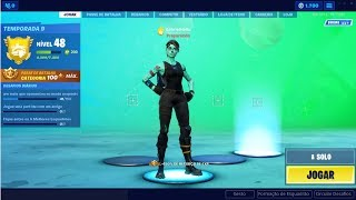 Seeing a fortnite account with rare skins (Renegade Raider, Goul Trooper, Ikonik, etc...)