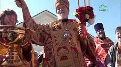 Глава Калужской митрополии возглавил Пасхальный Крестный ход в Козельске