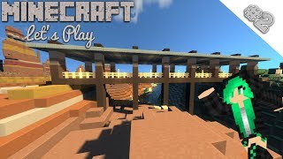 Let's Play Minecraft | BRIDGE | Ep. 2