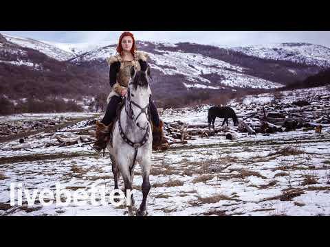 Смотреть клип Викингская скандинавская музыка | Музыка для изучения, чтения, концентрации, работы онлайн бесплатно в качестве