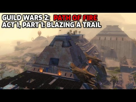 Best option for blazing trail gw2