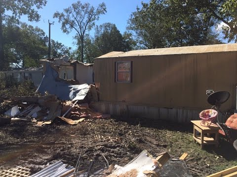 Midday Team: Cleanup underway after Matthew pummels region