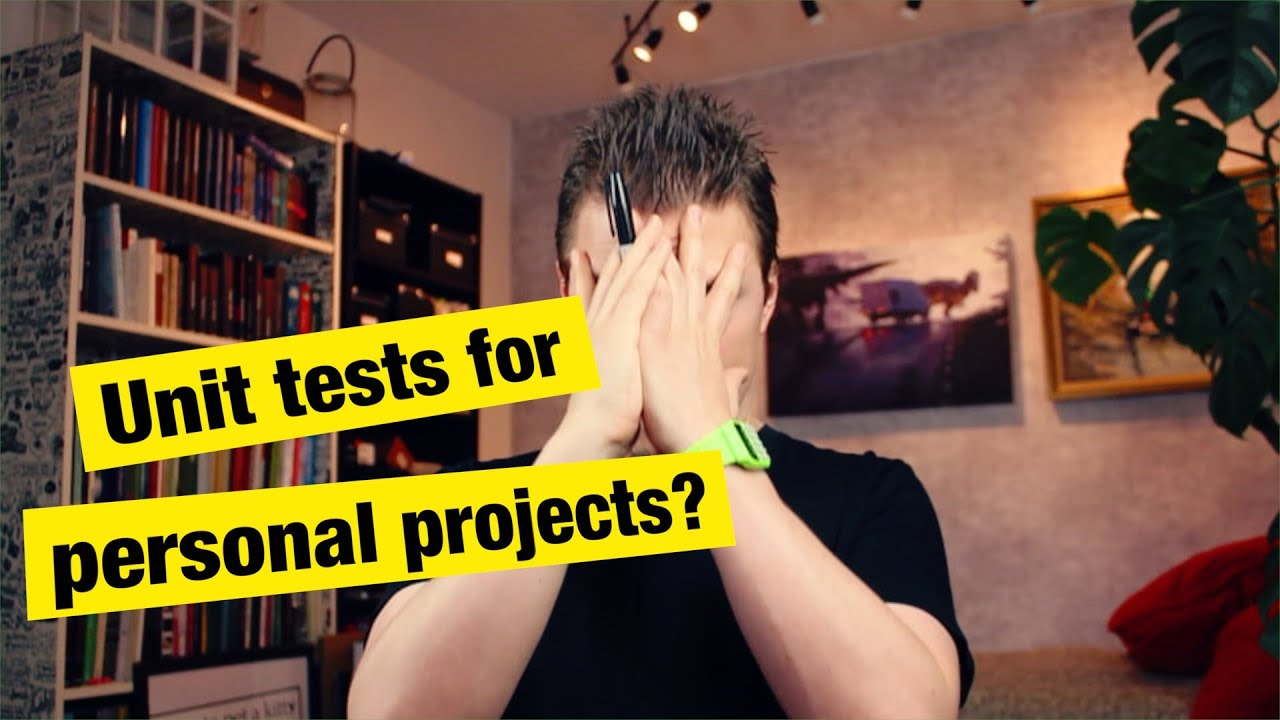 Writing unit tests for personal projects? - FunFunFunction #29