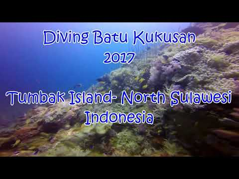 Diving Batu Kukusan 2017, Tumbak Island - North Sulawesi, Indonesia