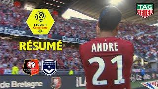 Stade Rennais FC - Girondins de Bordeaux ( 2-0 ) - Résumé - (SRFC - GdB) / 2018-19