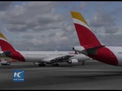 Madrid-Shanghai direct flight opened