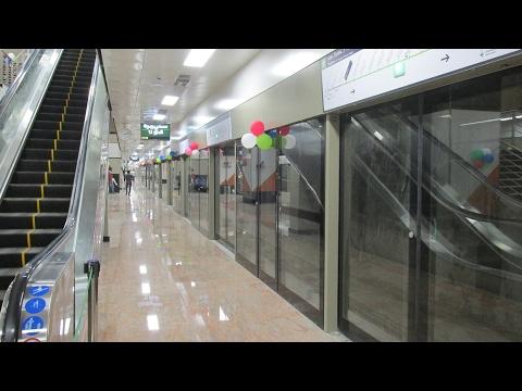 Chennai Metro:- Kilpauk Underground Metro station-A small coverage..