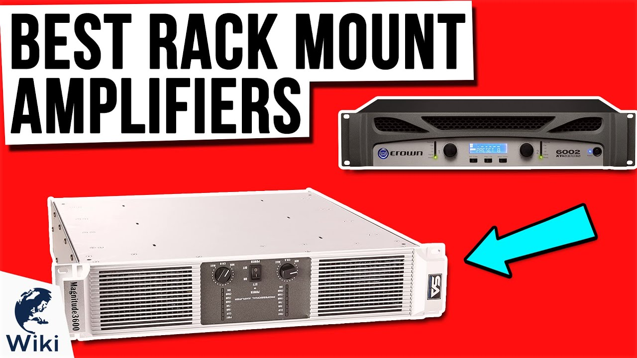 10 best rack mount amplifiers 2020