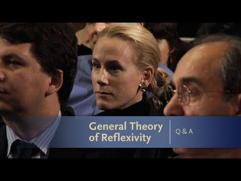 George Soros Lecture Series: General Theory of Reflexivity Q&A
