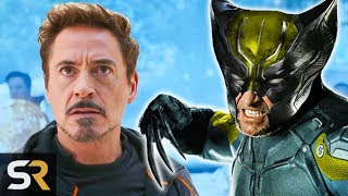 Marvel Theory: Will Wolverine Debut In The MCU In Avengers 4? streaming