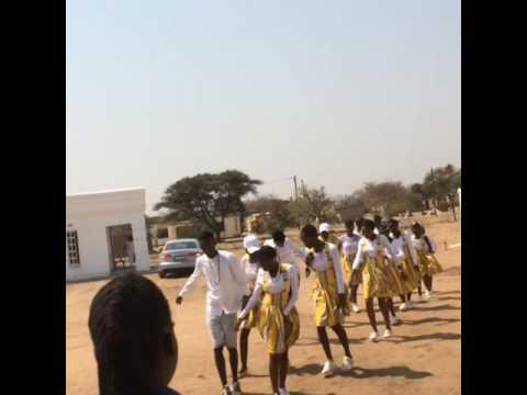 Nathi- Ndenzenjani (Botswana wedding-Mas fam)