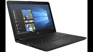 HP 14q-BU005TU 2017 14-inch Lightweight, Laptop Core i3-6006U - 4GB -1TB - Windows 10