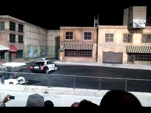 Police Academy Stunt Show - Warner Bros., Spain 2011