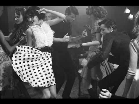 Let's Rock N' Roll & Boogie & Woogie & Swing Mix Part 2 - Dimitris Lesini Greece