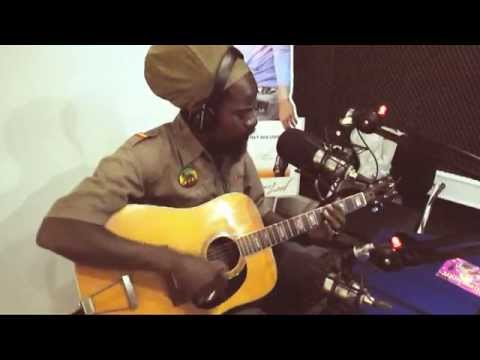 Dreadlocks in Moonlight Reggae Radio ft. Harry Mo (Virgin Islands) unplugged