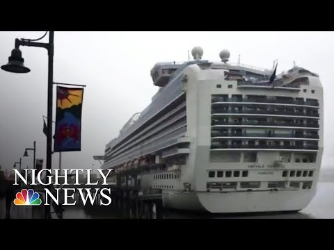 Man Allegedly Kills Wife During Cruise Off Alaska   NBC Nightly News