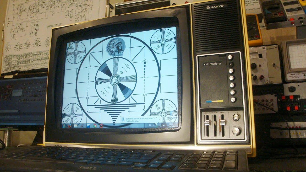 Fallout Style Computer Build Retrofuturism Youtube