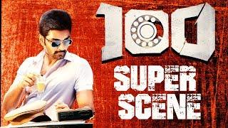 100 - Super Scene 1   Atharvaa   Hansika Motwani   Tamil latest Movie  2019