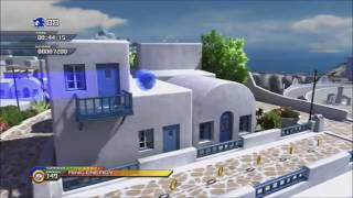 Sonic Unleashed Apotos Act2-2 Speedrun 01:08:21