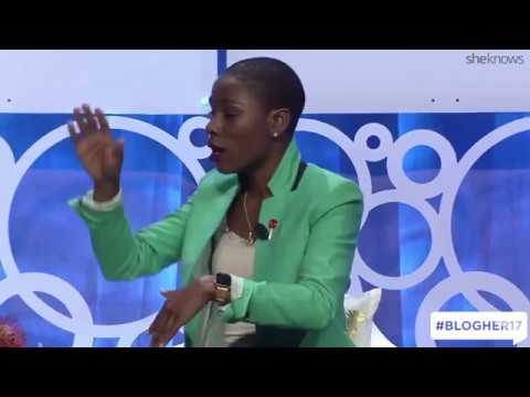Luvvie Ajayi - BlogHer17 Keynote