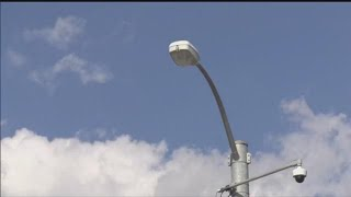 Massive street light replacement project