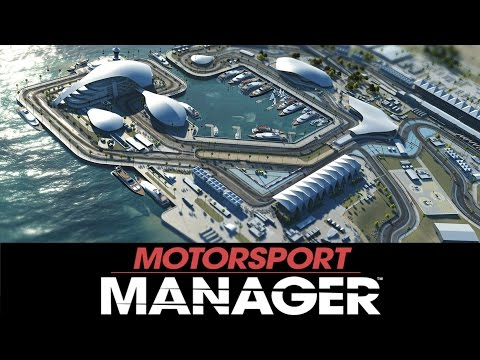 Motorsport Manager Let's Play #34 - Round 3 in DOHA