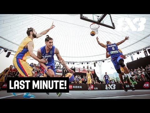 Generate Last Minute: Philippines rocks Romania at 2016 World Championships - FIBA 3x3 Screenshots