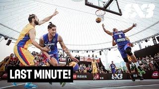 Last Minute: Philippines rocks Romania at 2016 World Championships - FIBA 3x3