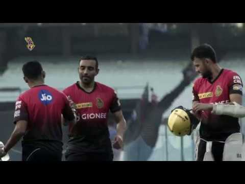 Kolkata Knight Riders | First Nets Practice Session 2017 | Inside KKR | VIVO IPL 2017